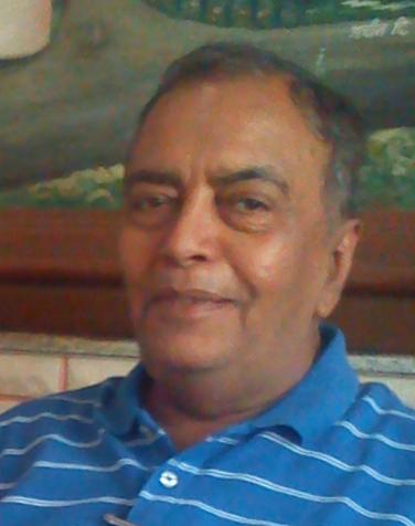 Kirit S Shah
